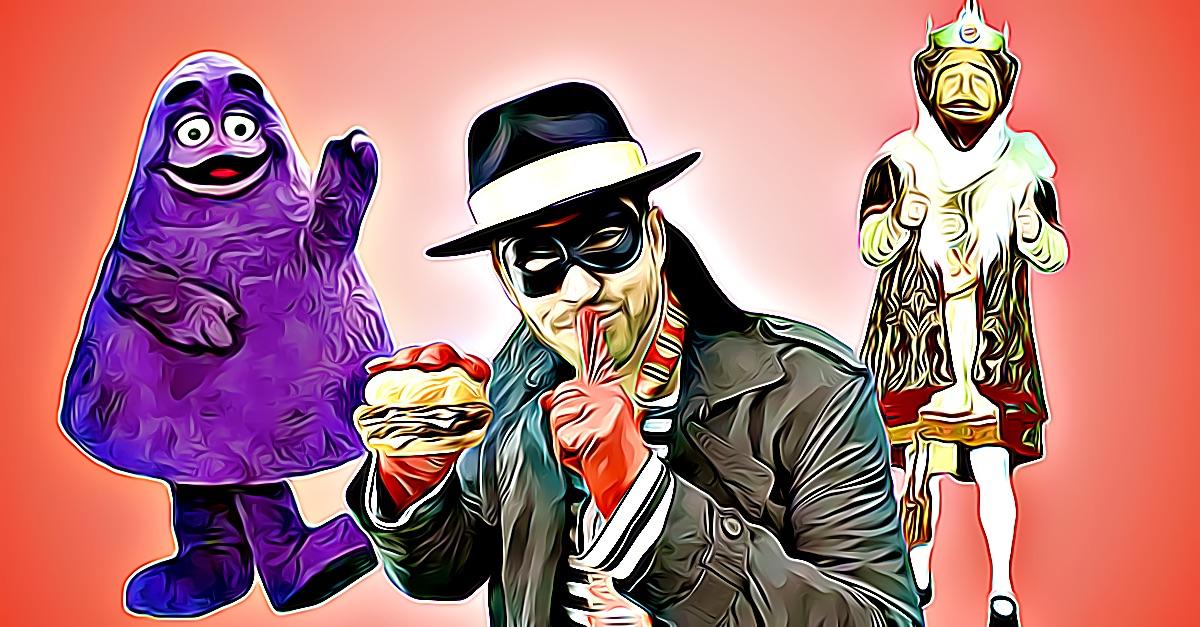 Las vegas festival announces new festival featuring only fast food mascots minimalsounds for Cuisine las vegas