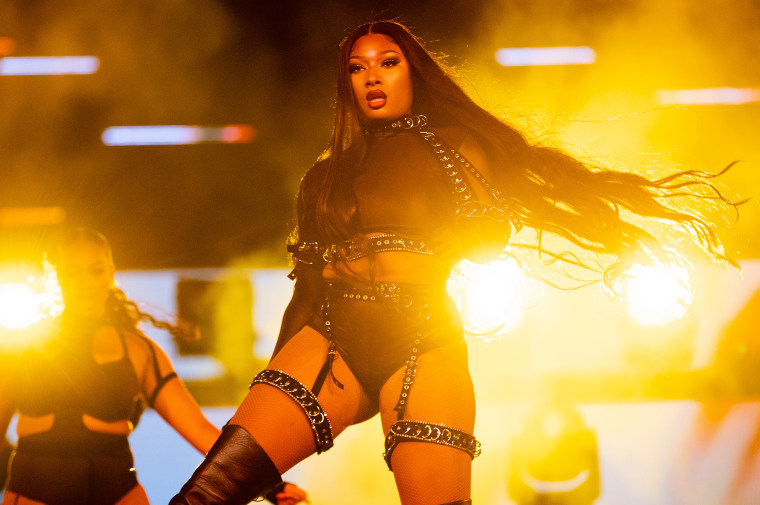 """Kentucky AG Daniel Cameron says it was """"disgusting"""" of Megan Thee Stallion to call him out on <i>SNL</i>"""