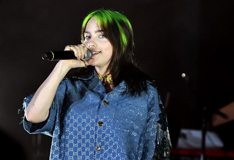 Billie Eilish announces online concert <i>WHERE DO WE GO? THE LIVESTREAM</i>
