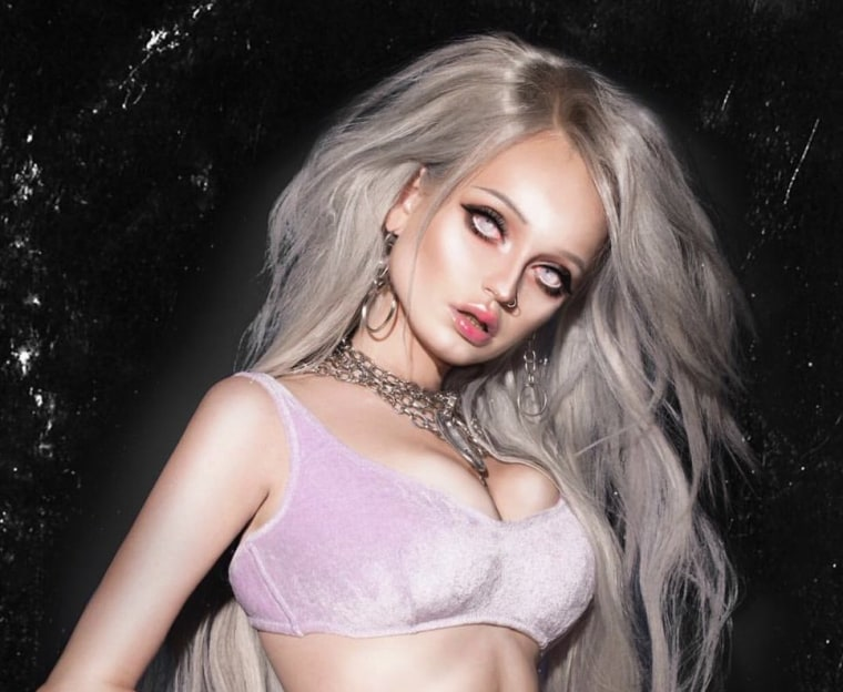 """Kim Petras announces third installment of <i>TURN OFF THE LIGHT</i> series, shares """"Party Till I Die"""""""