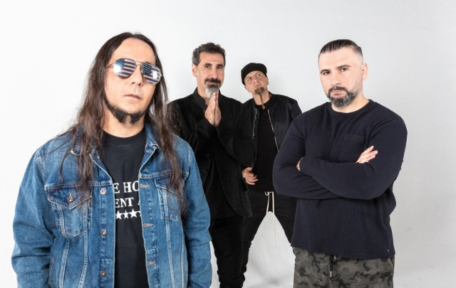 System of a Down share first new music in fifteen years
