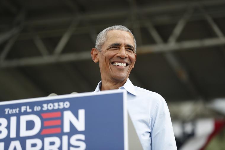 Obama blames rap for Trump's purported increase in Black male vote