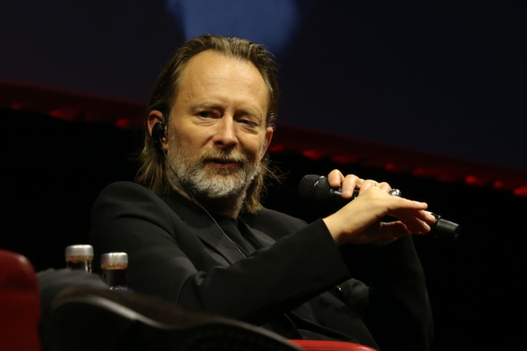 """Thom Yorke, Burial, and Four Tet share new songs """"Her Revolution"""" and """"His Rope"""""""