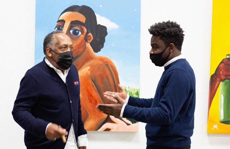 How Emmanuel Kazadi animated the world of <i>Enzo Bleu</i>