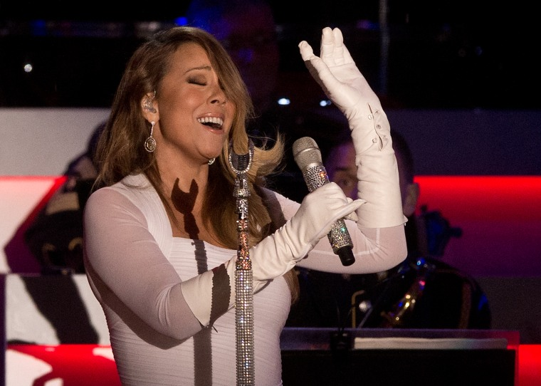 """Mariah Carey's """"All I Want For Christmas Is You"""" has returned to No. 1"""