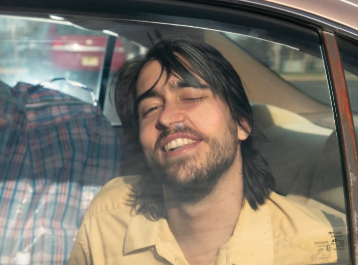 Alex G is scoring a new movie, <i>We're All Going to the World's Fair</i>