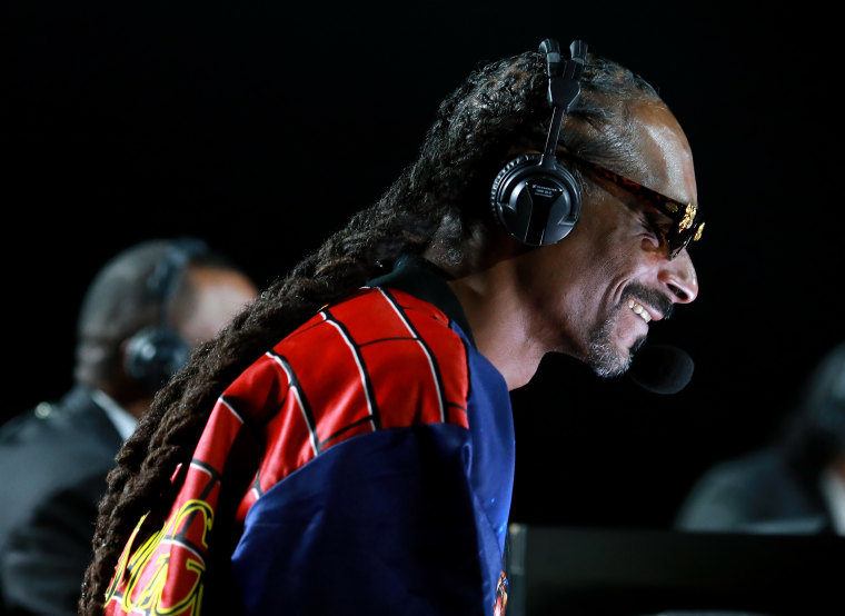 Snoop Dogg is reportedly lobbying Trump to pardon Death Row Records' co-founder