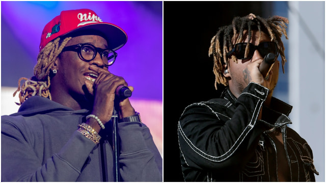 """Juice WRLD and Young Thug's """"Bad Boy"""" has arrived"""