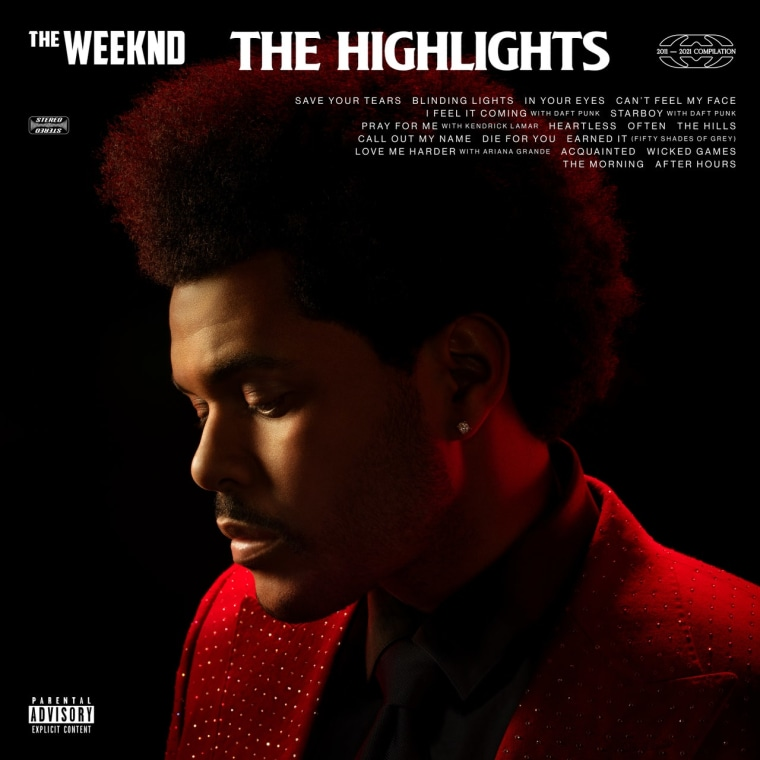 The Weeknd announces compilation album <i>The Highlights</i>