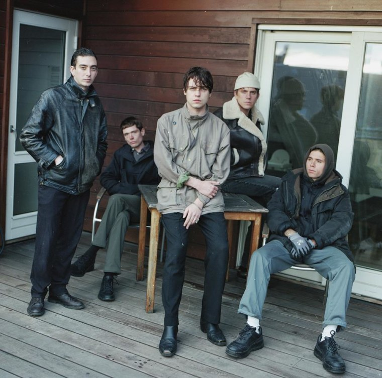 "Iceage return with new song ""The Holding Hand"""