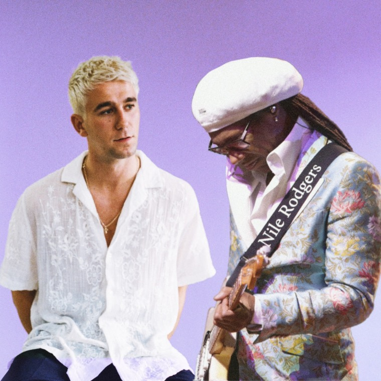 "SG Lewis and Nile Rodgers share new song ""One More"""