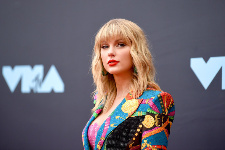 Taylor Swift is being sued by a theme park called <i>Evermore</i>