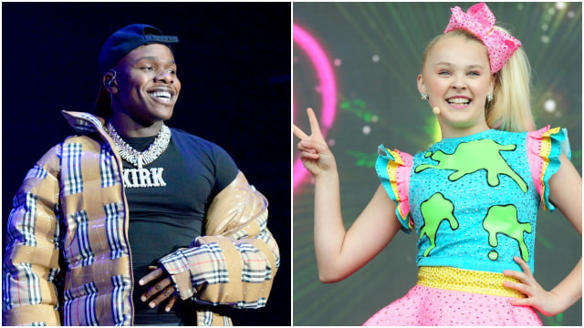 """DaBaby says he doesn't """"have a problem"""" with JoJo Siwa"""