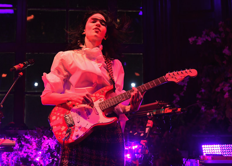 Grimes has signed to Columbia Records