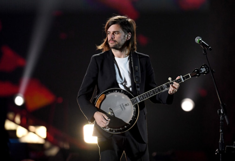 Mumford & Sons banjo player taking break from band after praising right-wing writer