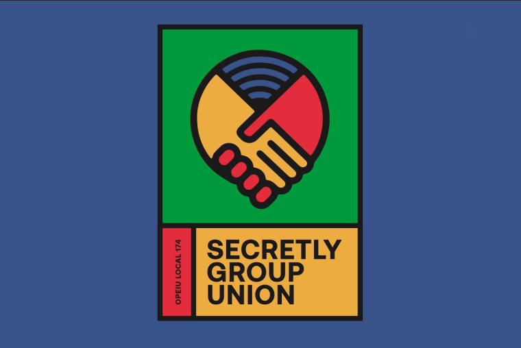 Secretly Group employees plan to unionize