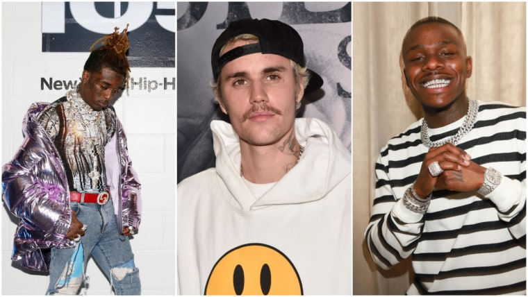 Justin Bieber teams with Lil Uzi Vert, DaBaby on <I>Justice<i> deluxe edition