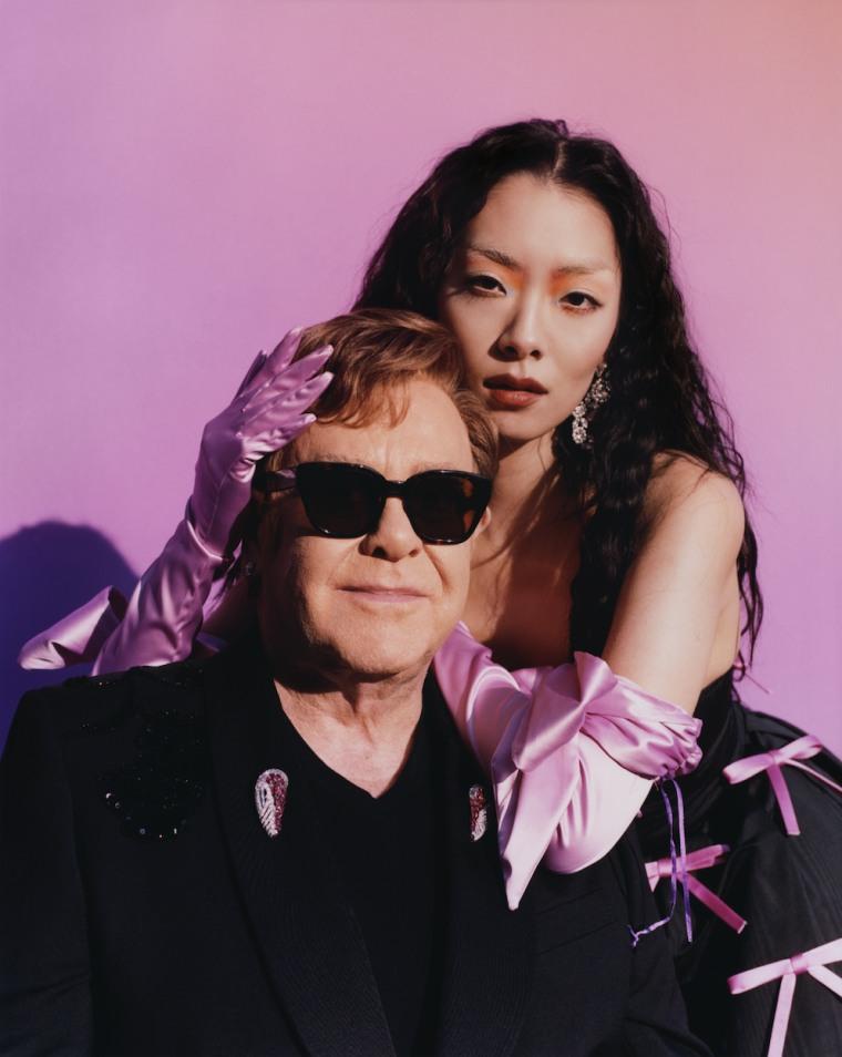 "Rina Sawayama and Elton John share ""Chosen Family"""