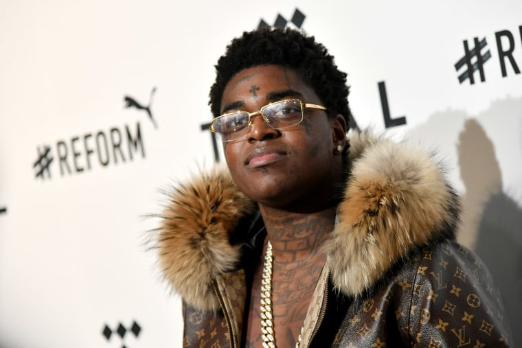 Report: Kodak Black pleads guilty to first degree assault and battery
