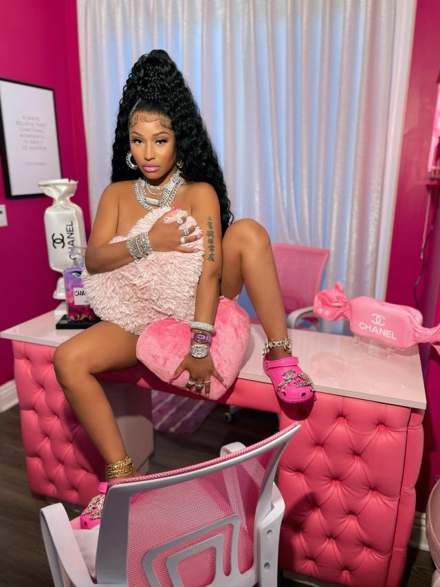 Nicki Minaj's iconic <i>Beam Me Up Scotty</i> mixtape comes to streaming