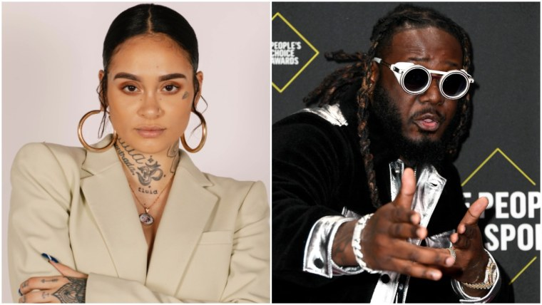 """Kehlani and T-Pain share new song """"I Like Dat"""""""