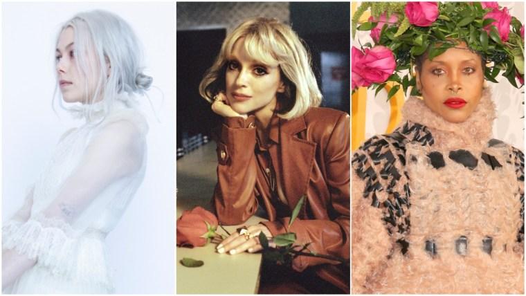 Pitchfork Music Festival 2021 lineup announced: Phoebe Bridgers, St. Vincent, Erykah Badu to headline