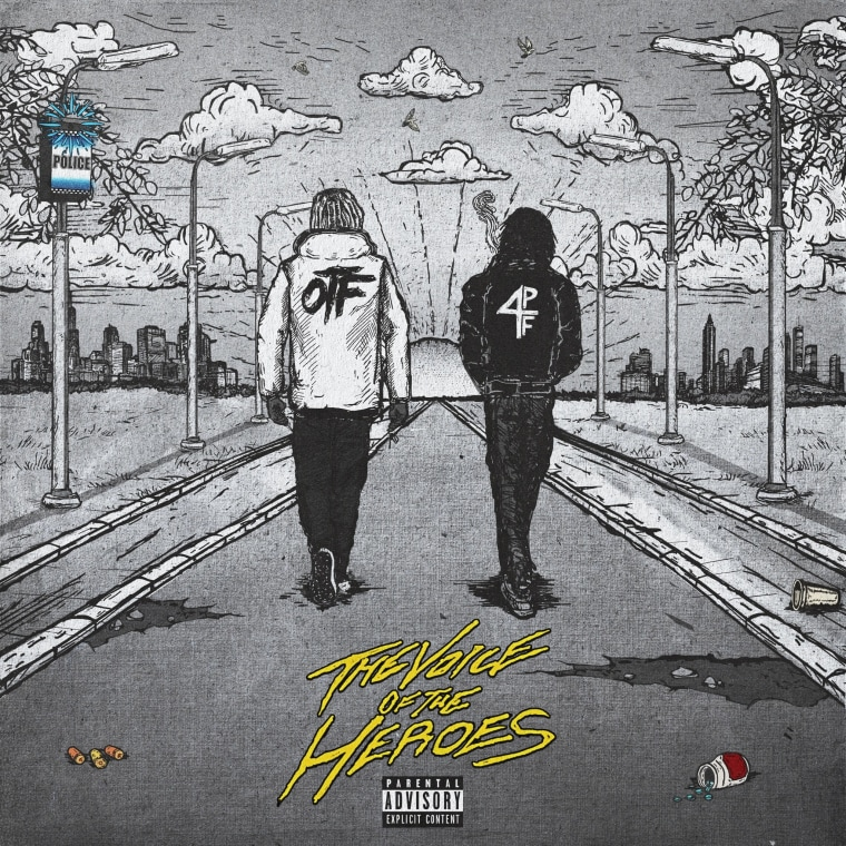"""Lil Baby and Lil Durk share """"The Voice of the Heroes"""" music video"""