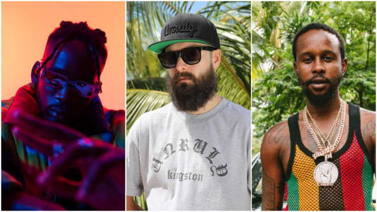 """Dre Skull and Mr. Eazi share new song """"Sekkle & Bop"""" featuring Popcaan"""