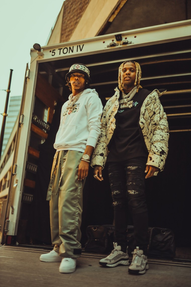 Lil Baby and Lil Durk share <i>The Voice of the Heroes<i> tracklist