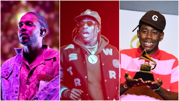 Kendrick Lamar, Travis Scott, and Tyler, The Creator will headline Day N Vegas 2021