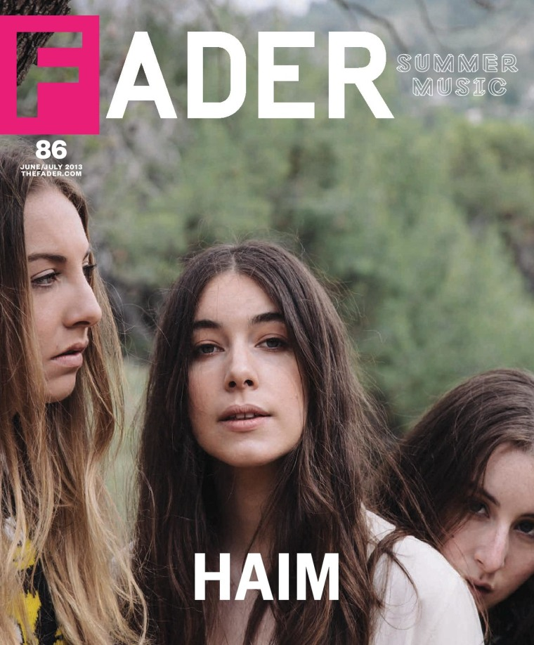 HAIM are back as the next guest on The FADER Uncovered with Mark Ronson