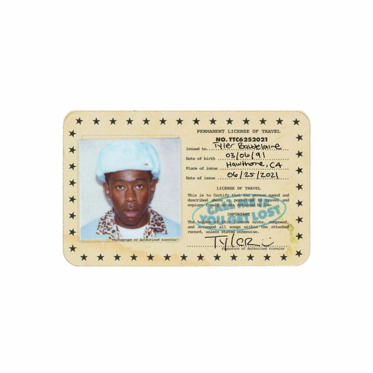 Tyler, The Creator announces new album <i>Call Me If You Get Lost</i>