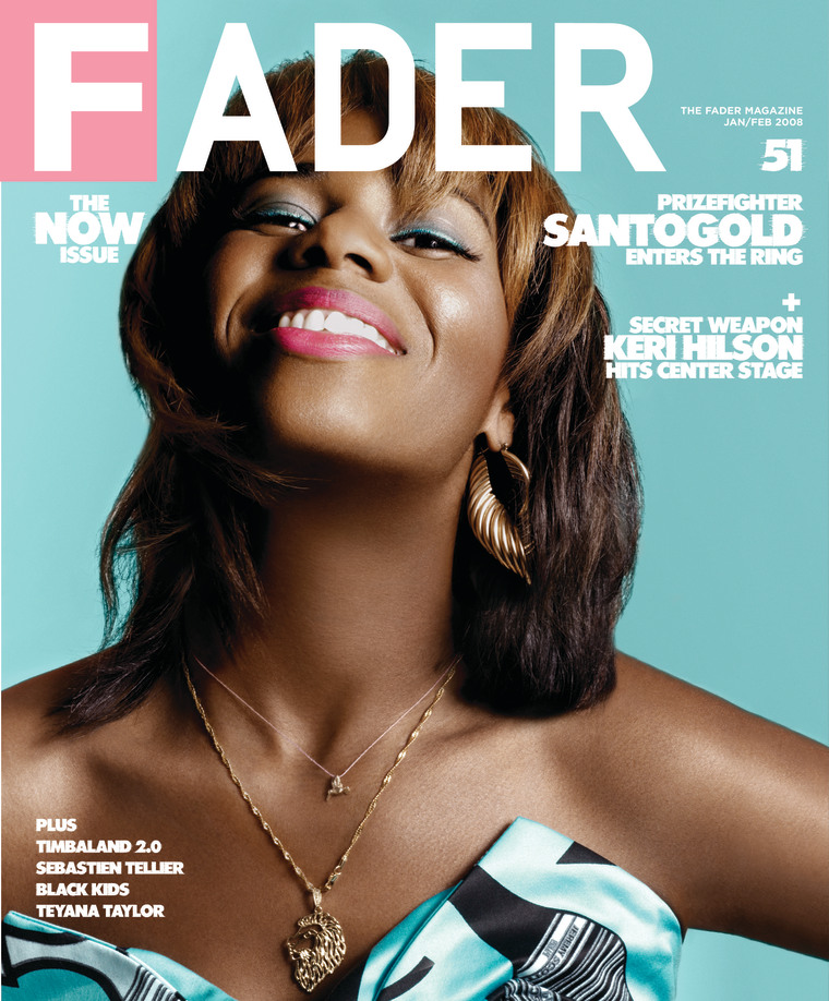 Santigold is the next guest on The FADER Uncovered with Mark Ronson