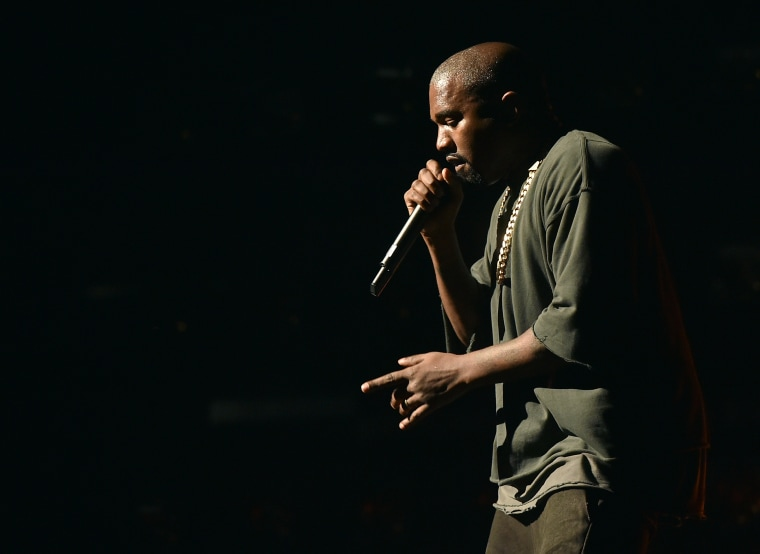 Kanye West stokes album speculation with reported Las Vegas listening party