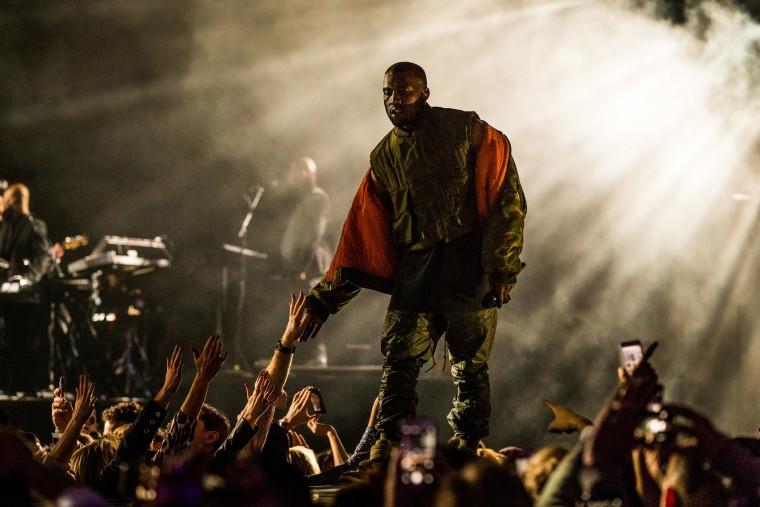 Watch Kanye West's new <i>Donda</i> livestream