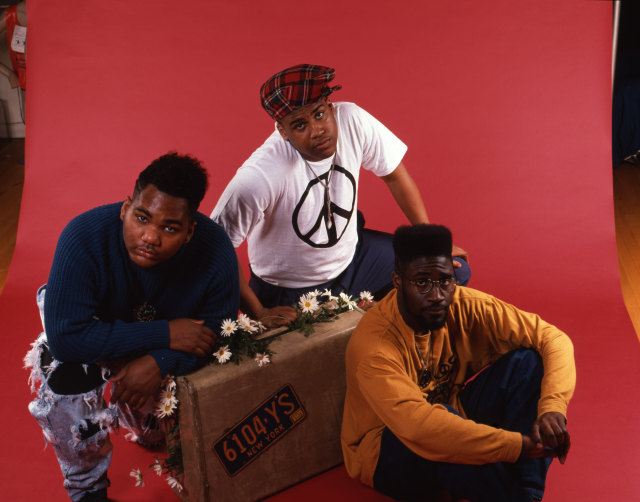 De La Soul says their albums are coming to streaming platforms