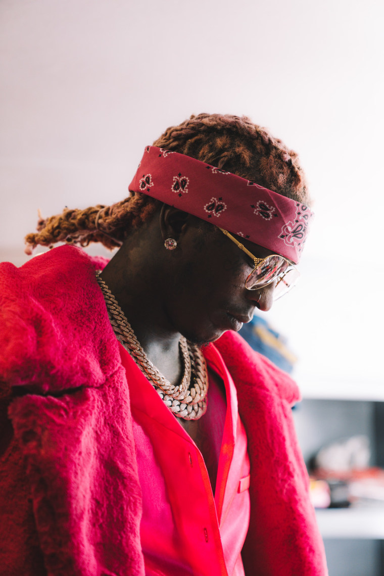"""Listen to Young Thug's new <i>PUNK</i> single """"Tick Tock"""""""
